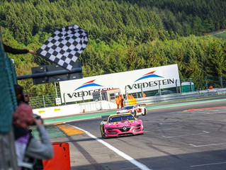 Bacheta Secures Podium Finish in Renault Sport Trophy