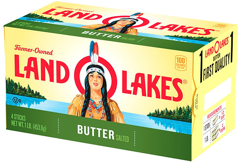 Butter,salted-1lb