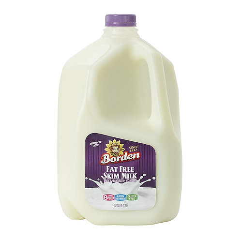 Fat Free Skim Milk, Gallon