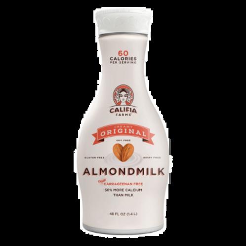 Califia Almond Milk Original, 48oz