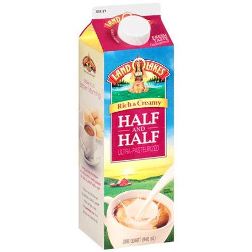 Half & Half, quart