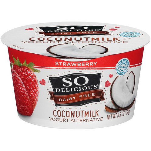 Flavored Coconut Milk Yogurt, 5.3oz