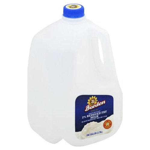 2% Milk, gallon