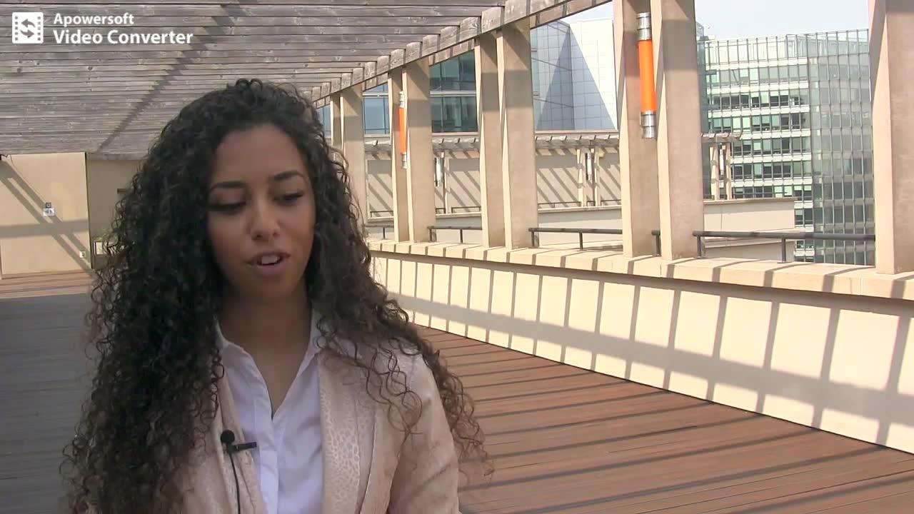 Sana Afouaiz, fondatice de Womenpreneur