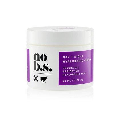 No B.S. Day + Night Hyaluronic Cream 2oz