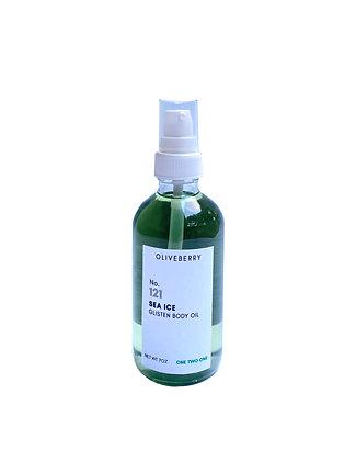 Oliveberry Sea Ice - Glisten Body Oil