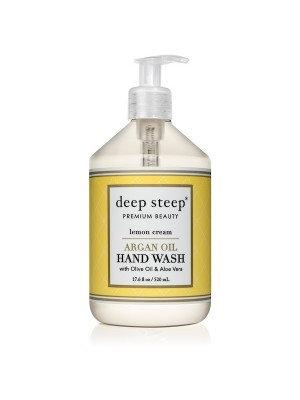 Deep Steep Hand Wash - Lemon Cream