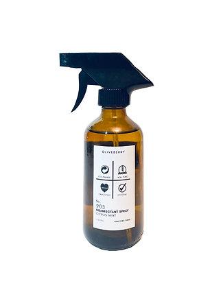 Oliveberry Non Toxic Disinfectant Spray - Citrus Mint