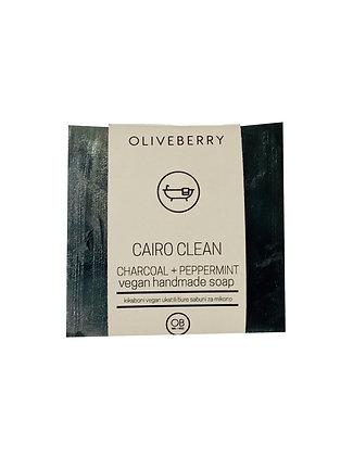 Oliveberry Handmade Vegan Soap - Cairo Clean
