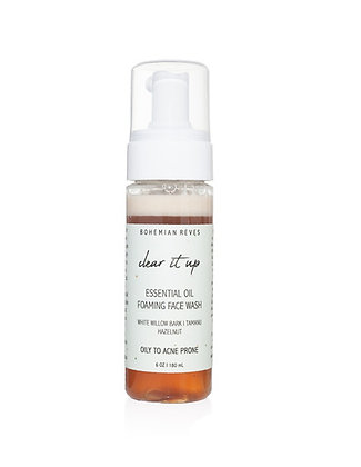 Bohemian Reves Foaming Face Wash - Clear It Up