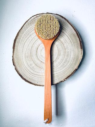 Ceremony Bamboo Bristle Body Brush