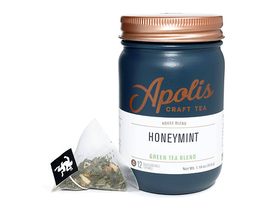 Apolis Craft Tea - Honeymint