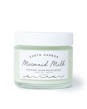 Earth Harbor Mermaid Milk - Nutrient Glow Moisturizer