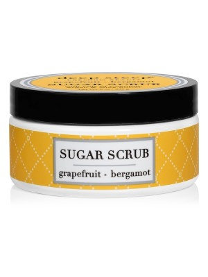 Deep Steep Sugar Scrub - Grapefruit + Bergamot