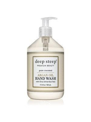 Deep Steep Hand Wash - Pure Coconut