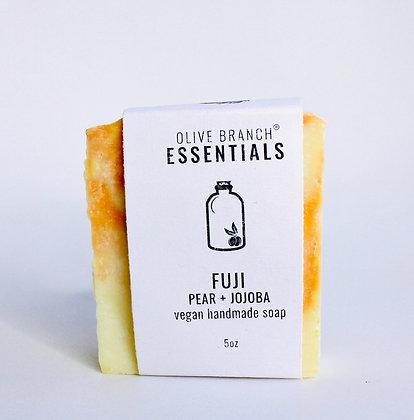 Oliveberry Branch Essentials Vegan Soap - Fuji