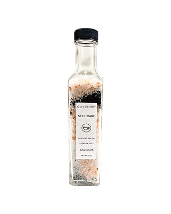 Self Care Bath Salt Soak - Detox Blend