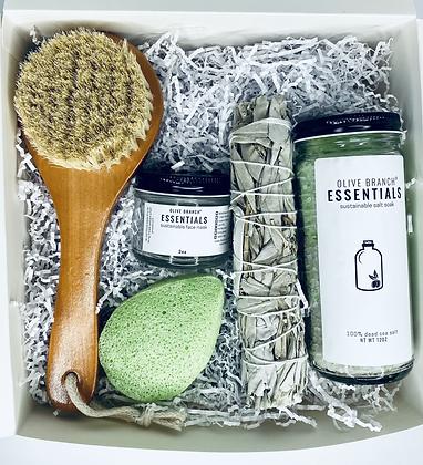 Olive Branch Essentials - Self Care Box