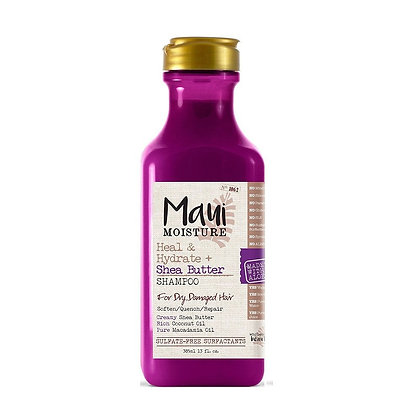 Maui Moisture Heal & Hydrate Shampoo - Shea Butter