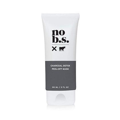 No B.S. Charcoal Peel Off Mask