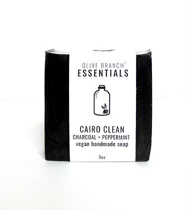 Olive Branch Essentials Vegan Soap - Cairo Clean