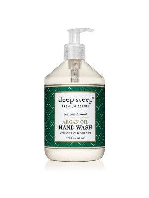 Deep Steep Hand Wash - Tea Tree + Mint