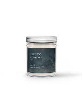 Tule Fog Soy Candle - Sea + Lavender  3.5oz