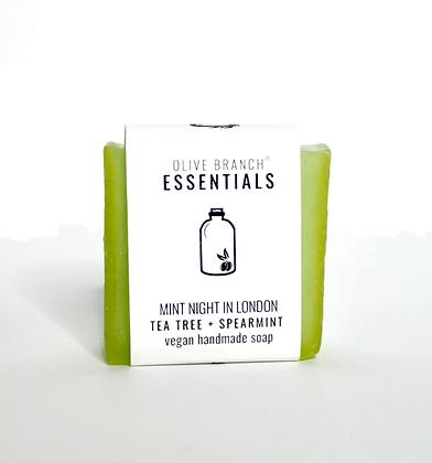 Olive Branch Essentials Vegan Soap - Mint Night In London