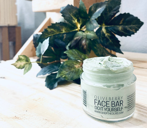 Oliveberry Face Mask - Under the Sea