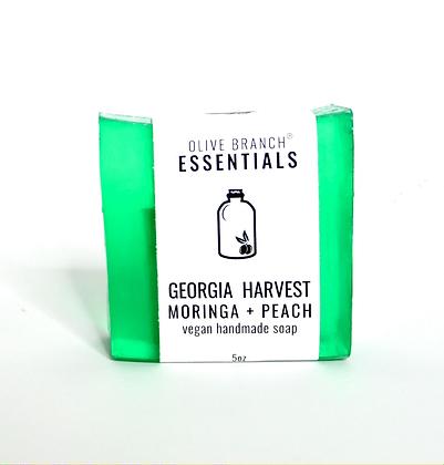 Olive Branch Essentials Vegan Soap - GEORGIA HARVEST
