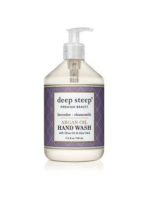 Deep Steep Hand Wash - Lavender + Chamomile