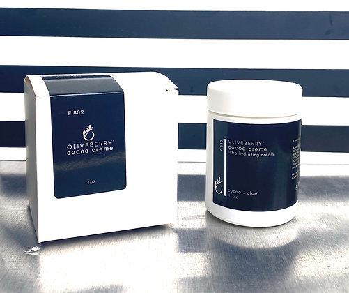 Oliveberry Cocoa Creme - Hydrating Body Cream