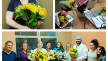 Congratulations Valerie on 10 Years of Service to Trillium Dental and Our Patients!