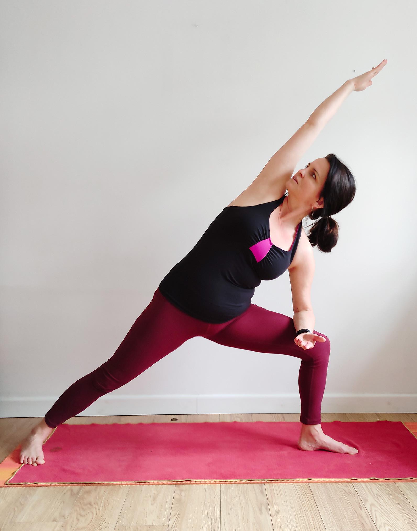 Yoga at Heatherside - Monday