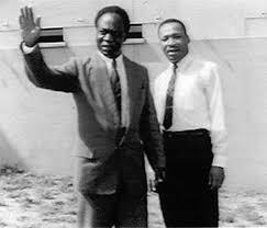 Martin Luther and Nkurumah