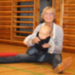 Vibeke Winter baby motorik
