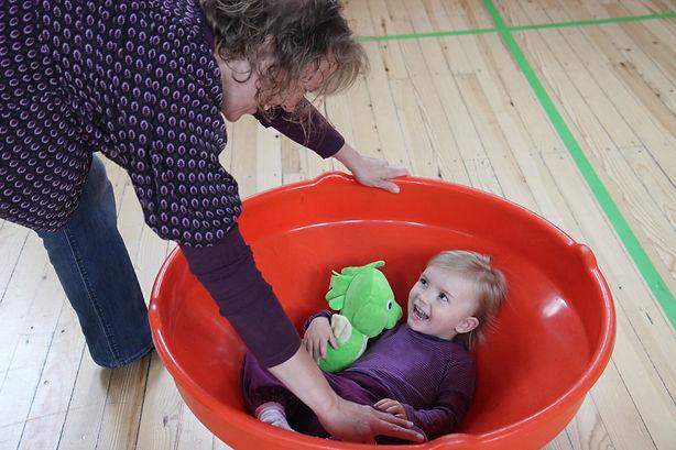 Foredag og kursus om børn og motorik