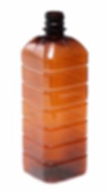 Пластиковая бутылка 1л