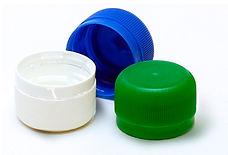 Крышки от пластиковых бутылок