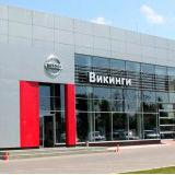 Проектирование систем АвтоЦентра Ниссан в Тольятти