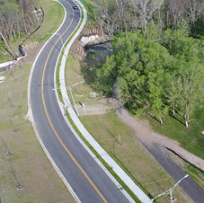 MO Highway 150 Outer Roads Project