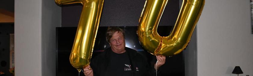 Craig H. at 70
