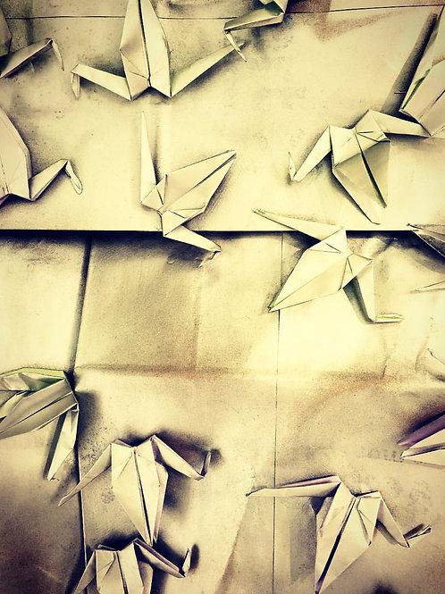 Wedding Birds  - 8x10 print