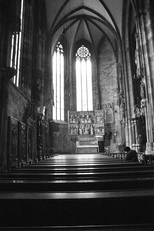 St. Stephen's Cathedral - 8x10 print