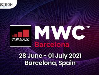 Отличные новости! Встречайте ITD Telecom на Mobile World Congress Barcelona 2021!
