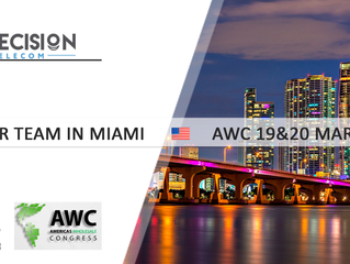 ITD Telecom is the sponsor of Americas Wholesale Congress in Miami!