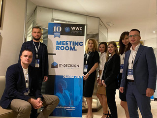 ITD Telecom is the Gold Sponsor of Wholesale World Congress in Madrid 2021!!!