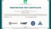 IT-Decision Telecom has successfully passed the PENTest!