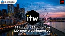 29 Августа - 1 Сентября! Встречайте ITD Telecom на International Telecoms Week 2021!