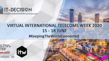 ITD Telecom is ready for Virtual International Telecoms Week 2020!